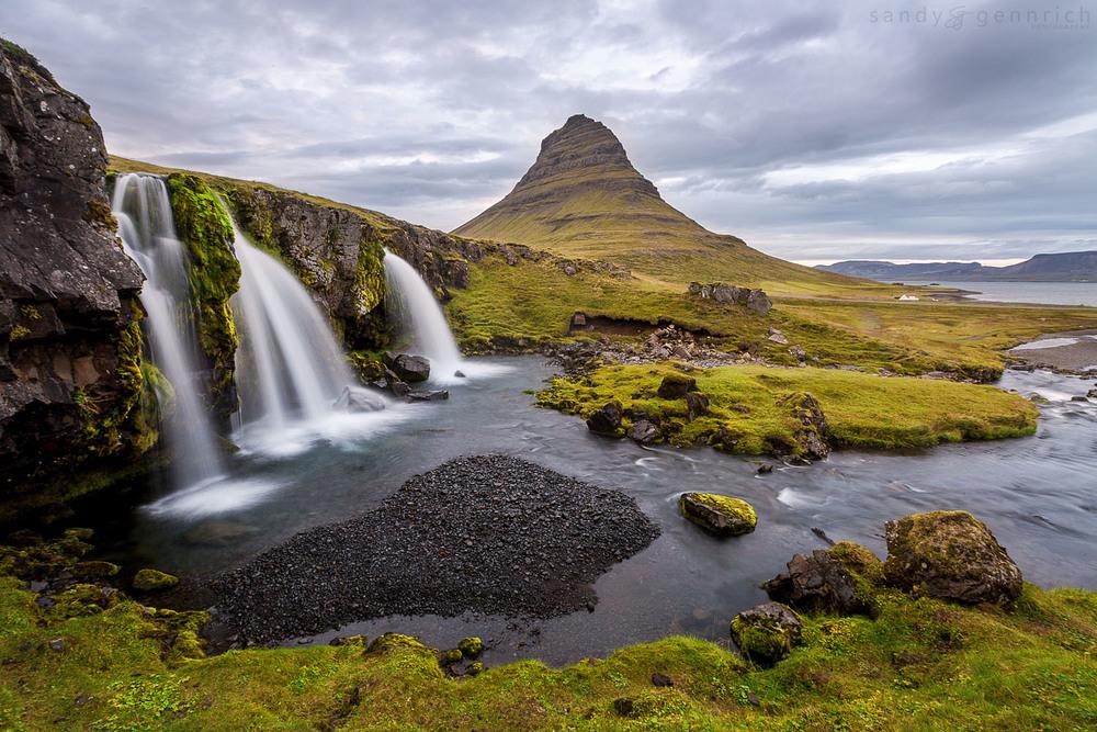 Kirkjufellfoss - Grudarfjordur - Iceland