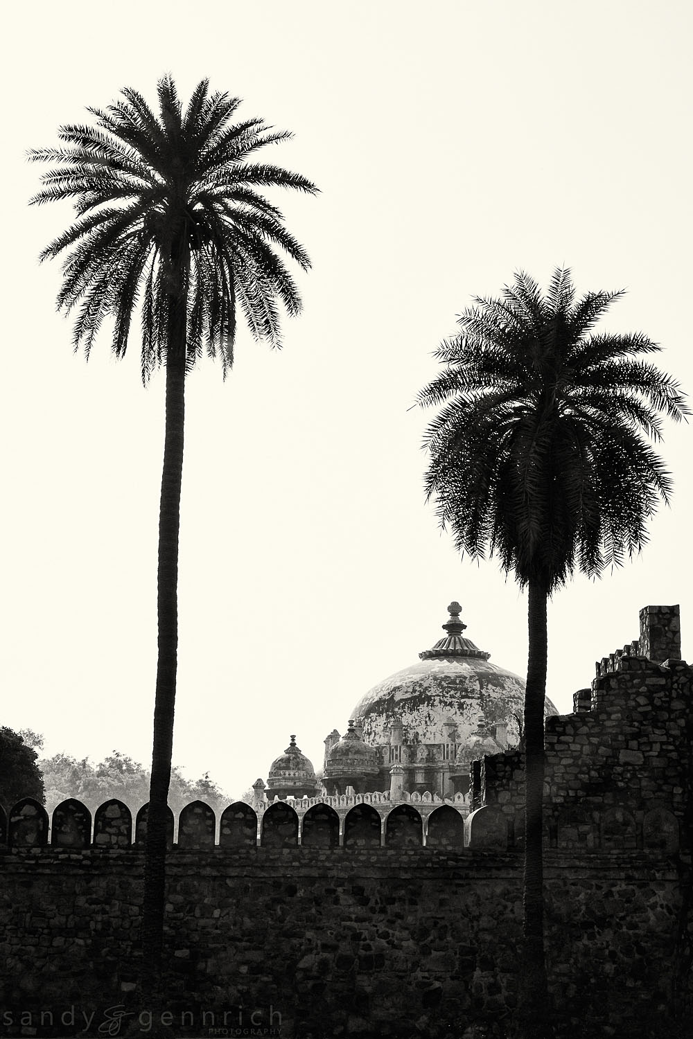 Tomb of Isa Khan-New Delhi-India