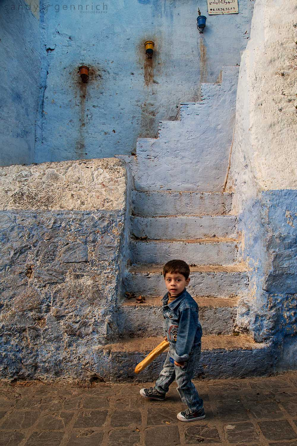 The Daily Bread - Chefchaouen - Morocco