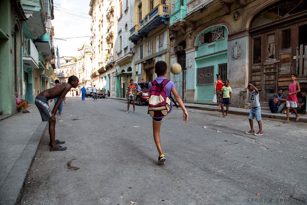 Street Games-Cuba-Havana