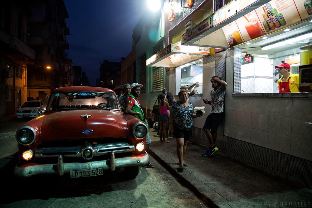 Street Food-Cuba-Havana