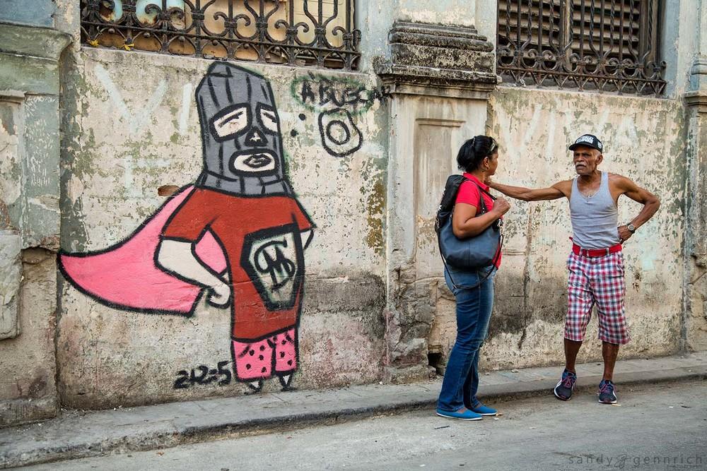 Superman-Cuba-Havana