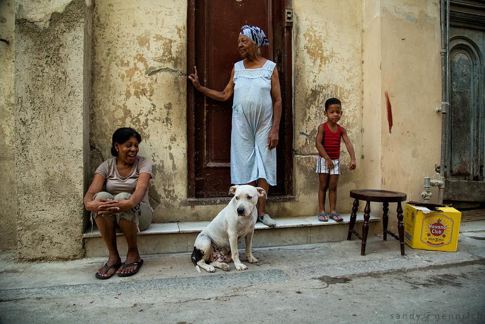 Family Time-Cuba-Havana