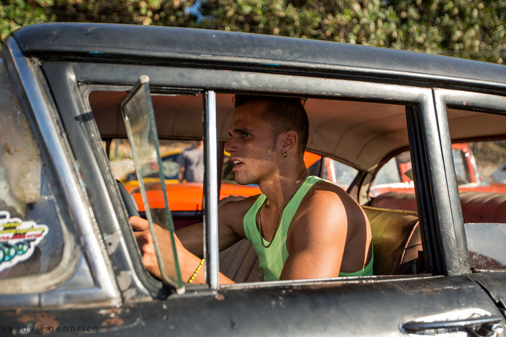 Drive By-Cuba-Havana