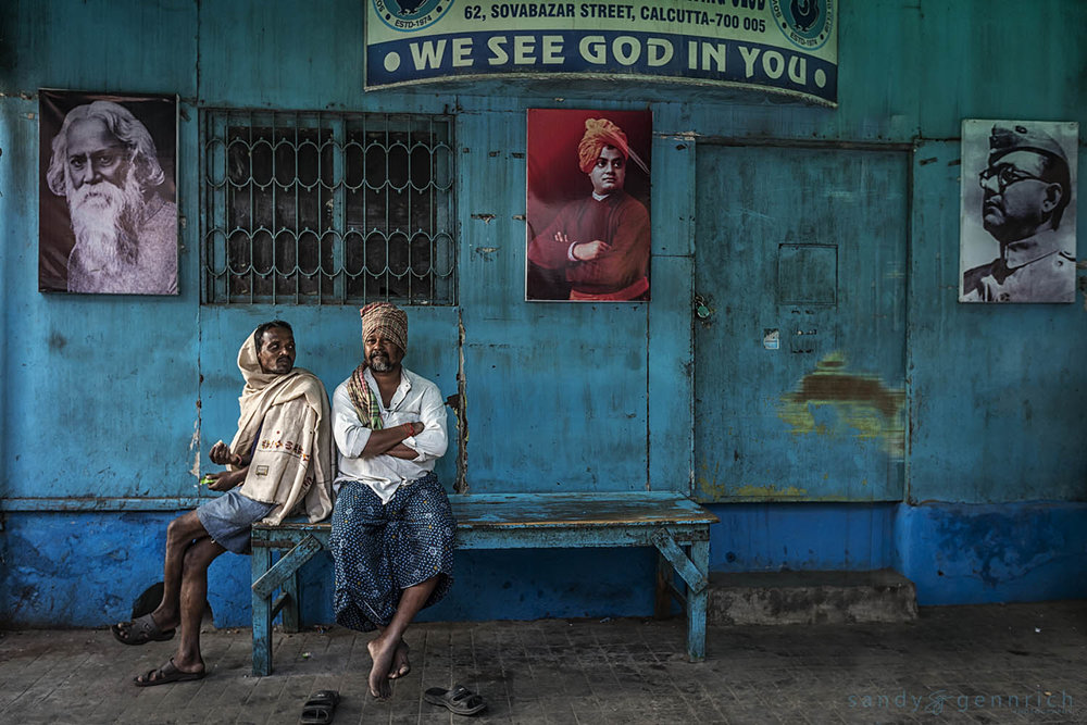 We See God In You-Kolkata-India