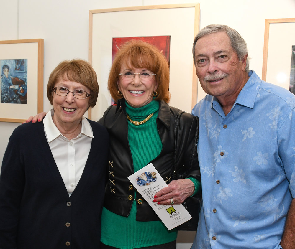 Mary Beth King, Jenny McCall, Mike Mansfield