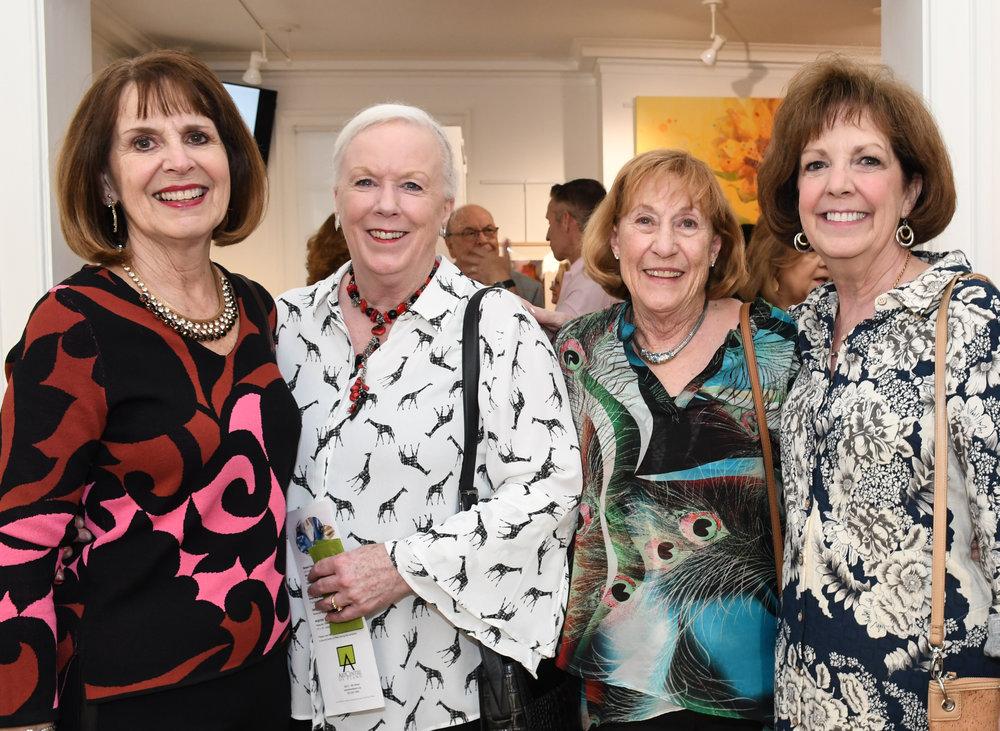Mary Jo Dean, Mimi Jaye, Judy Drotman, Margaret Dyer