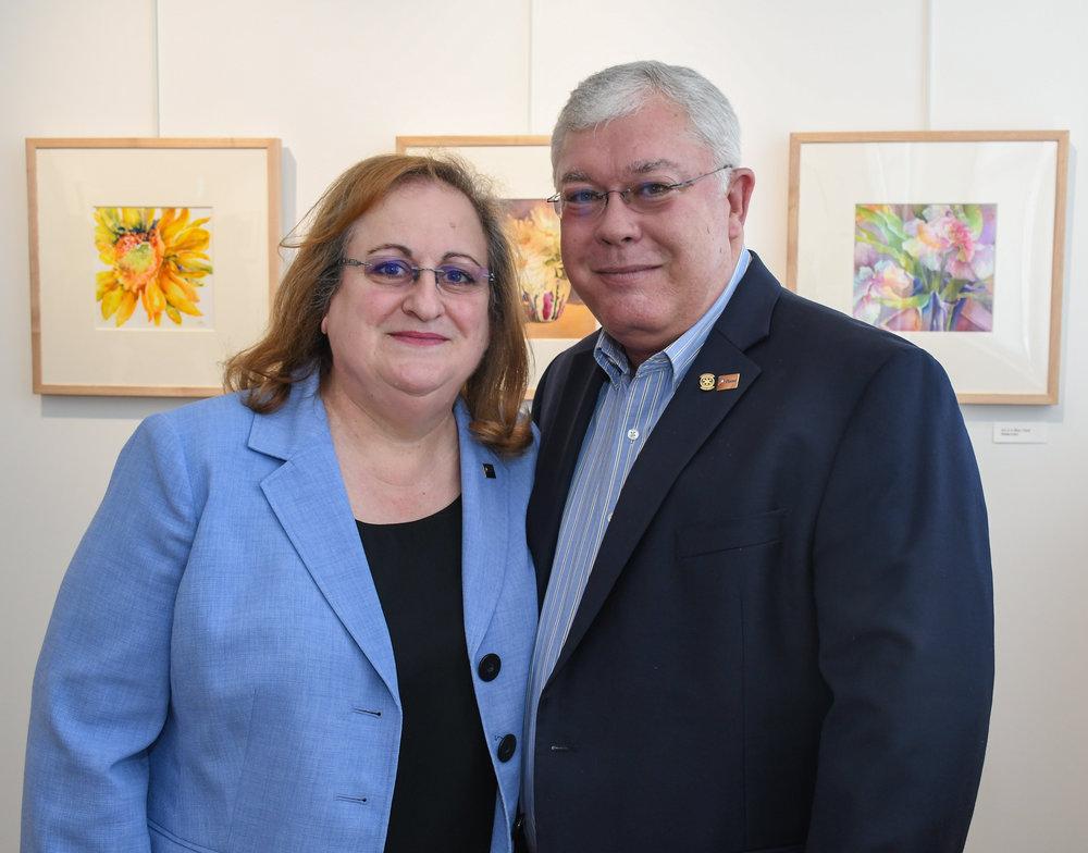 Angela & Pat Miner