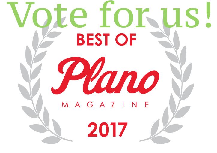 Click above and choose the following: 1. ArtCentre of Plano for Best Place to Get Artsy in Plano 2. Saigling House for Best Event Venue in Plano