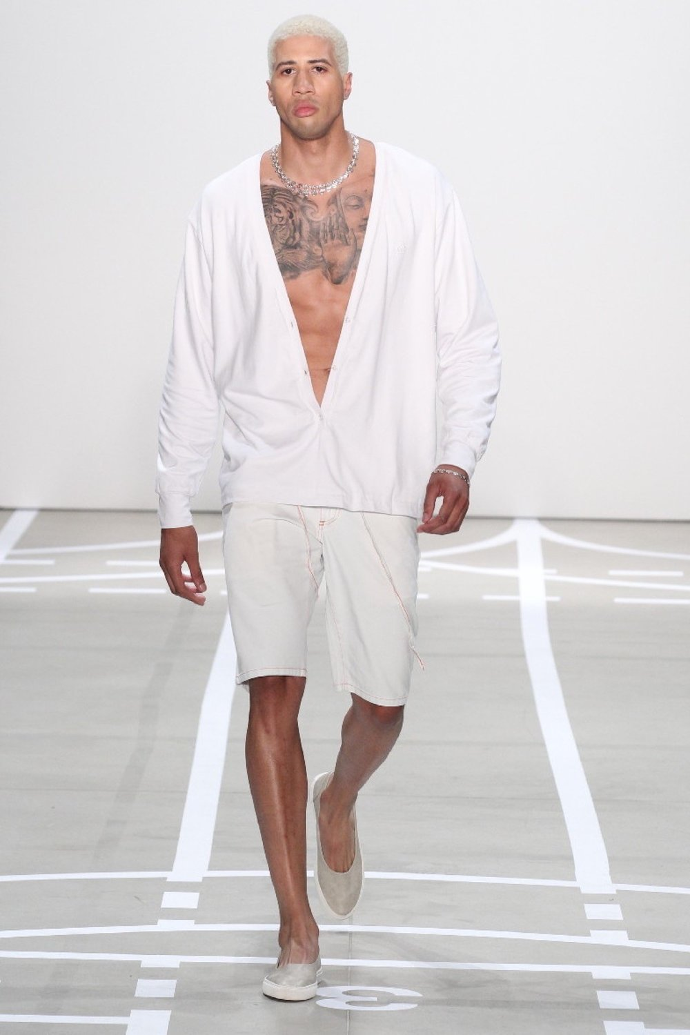 Telfar, Pic taken from    NYFW.com
