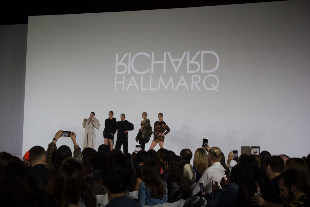 Richard Hallmarq 2017 Collection