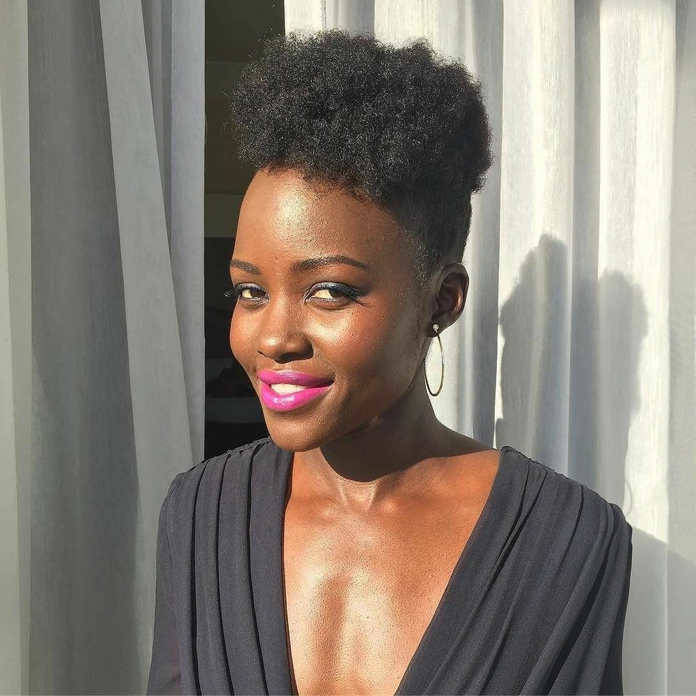 (Photo from Lupita Nyong'o's Instagram page.)