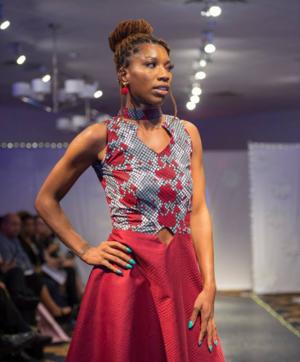 493223362385 African Fashion in Ohio Fashion Week