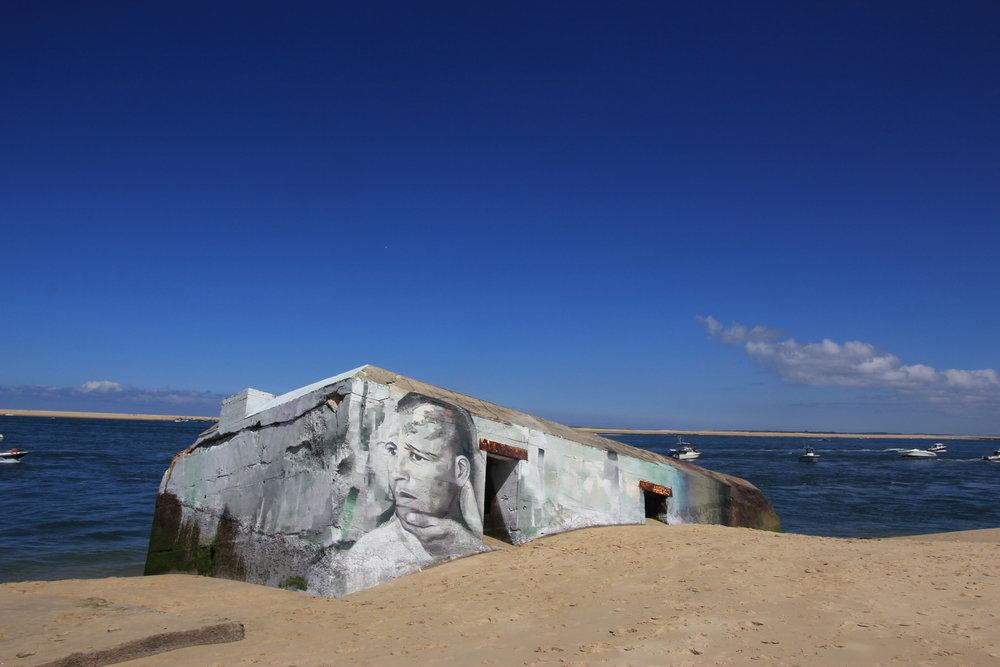 WW2 Bunker France