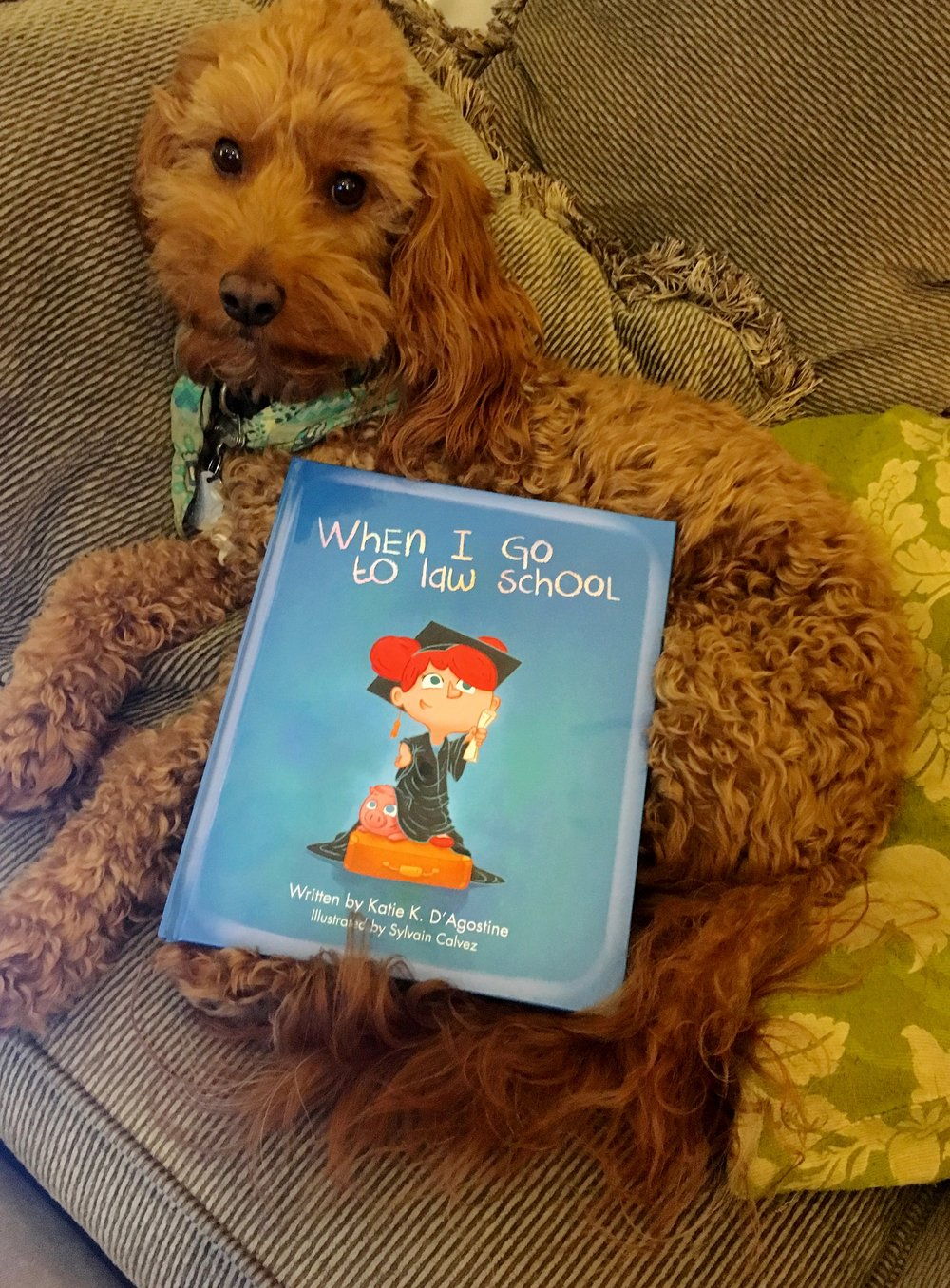 """""""Read it again, Mom!""""  """"No, I think you've had enough for one night, Butters."""""""