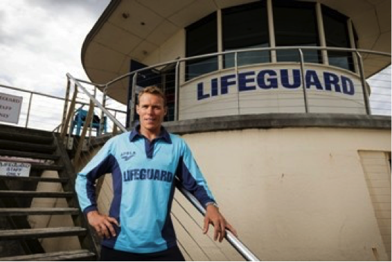 Bondi Rescue Lifeguard