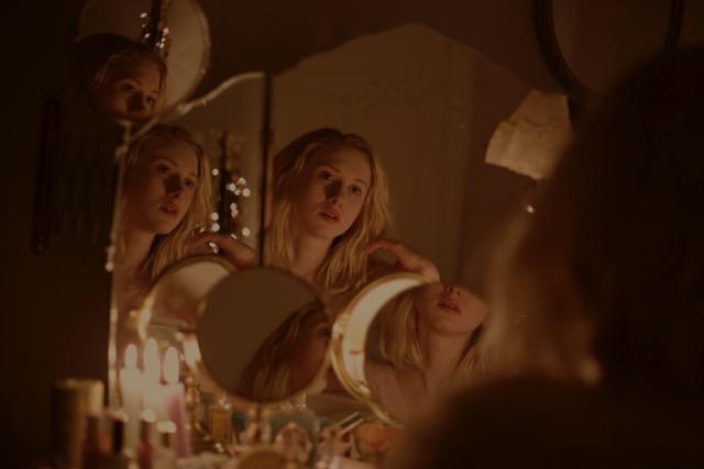 photo credit: Laura Jung  Vivien LaFleur as Cecilia