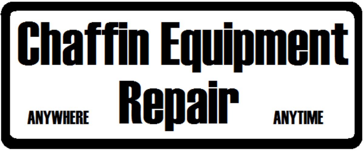 Chaffin Equipment Repair LLC