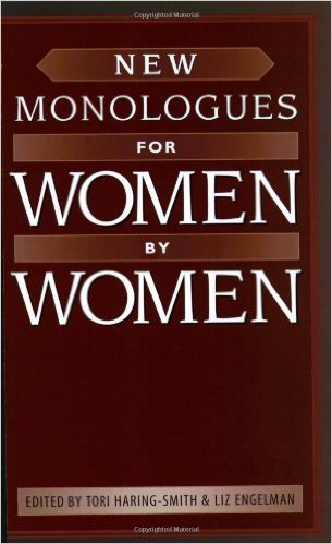 con flama excerpt in New Monologues For Women By Women
