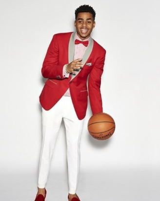 D'angelo Russell - NBA Draft Suit