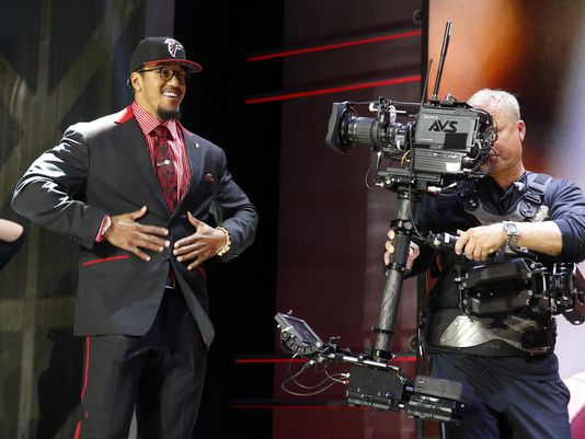 Vic Beasley 2015 NFL Draft