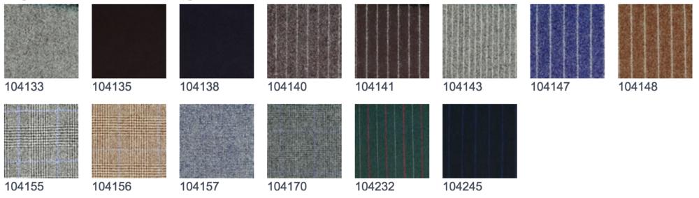 Gladson English Flannels