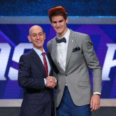 Dragan Bender #4 pick 2016 NBA Draft