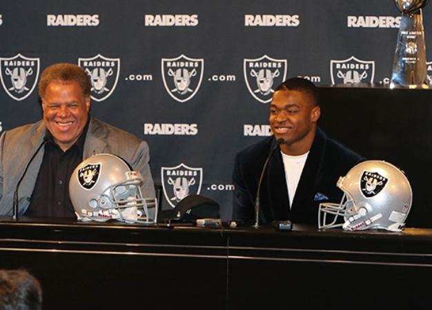 Amari Cooper NFL press conference