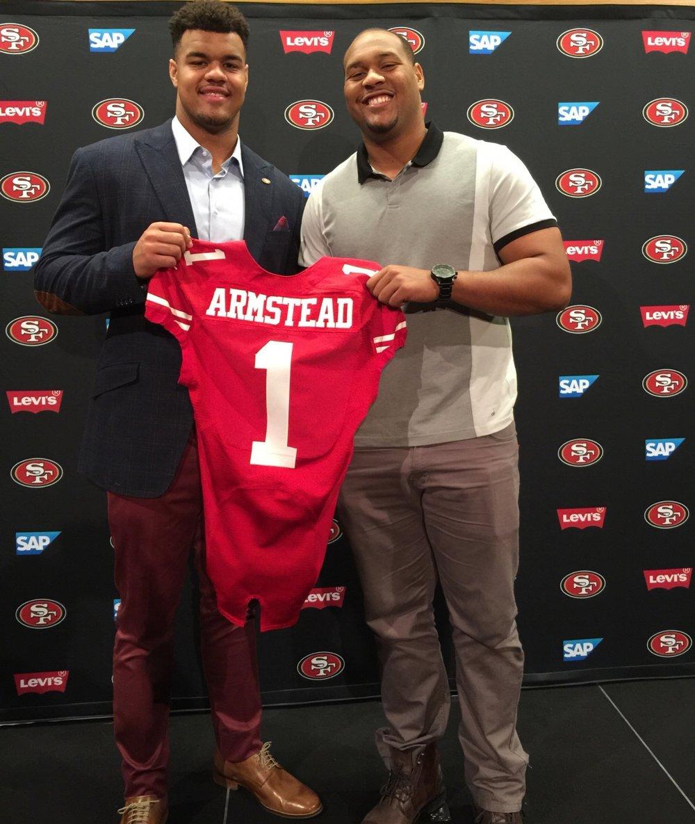 Arik Armstead 2015 NFL Draft