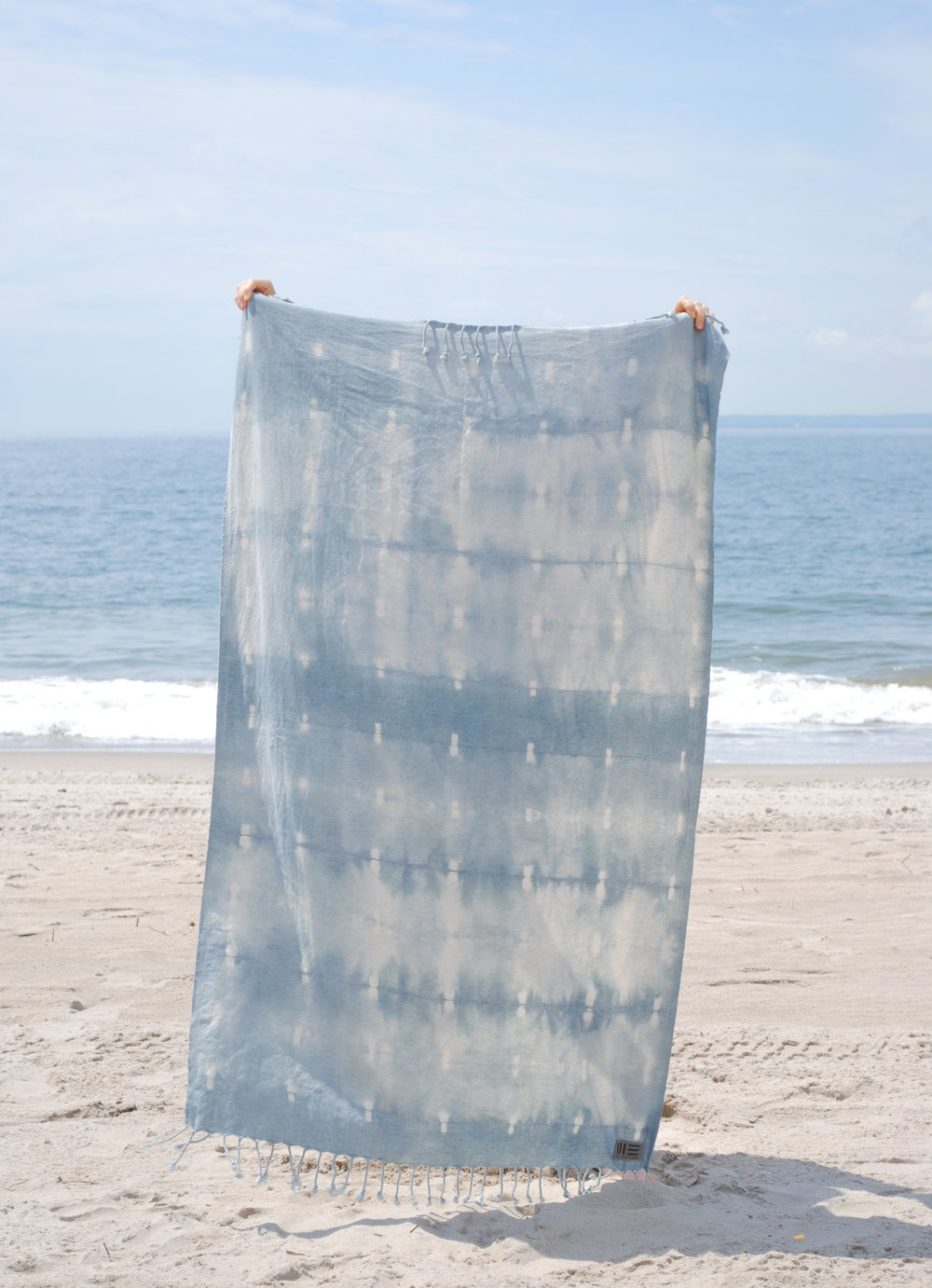 Clean Grey - Starlight Shibori