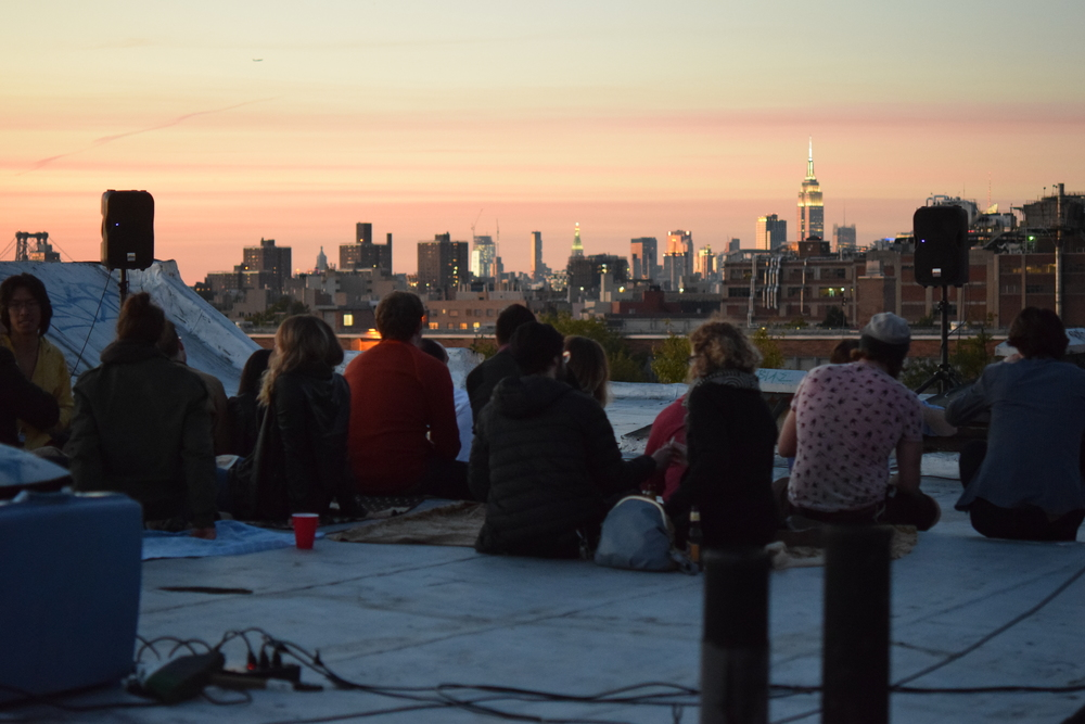 Brooklyn, NY: Bed-Stuy Rooftop