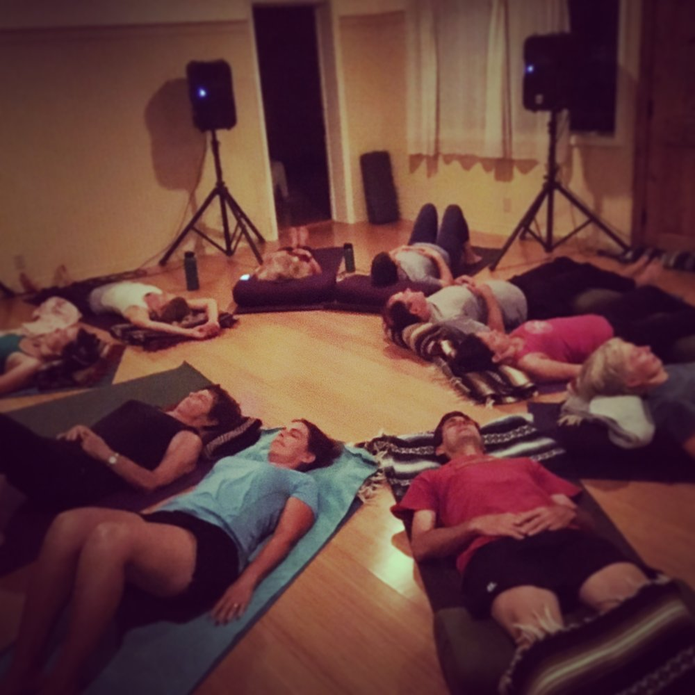 Oakhurst, CA: Old Mill Yoga