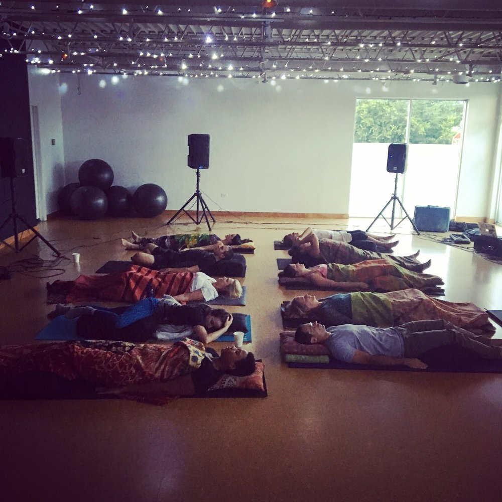 Little Rock, AR: Arkansas Yoga Collective