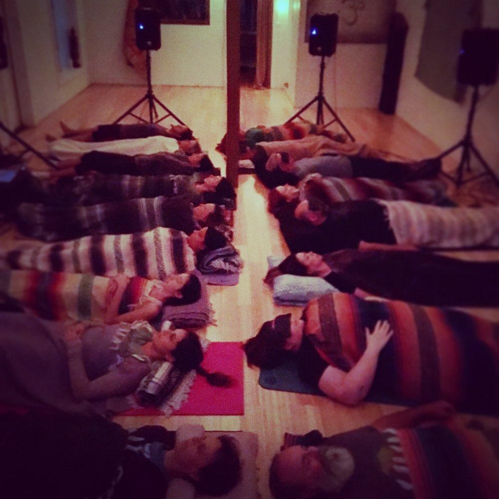 Conway, AR: Go Inside Yoga