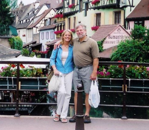 Bren and Cheryl White