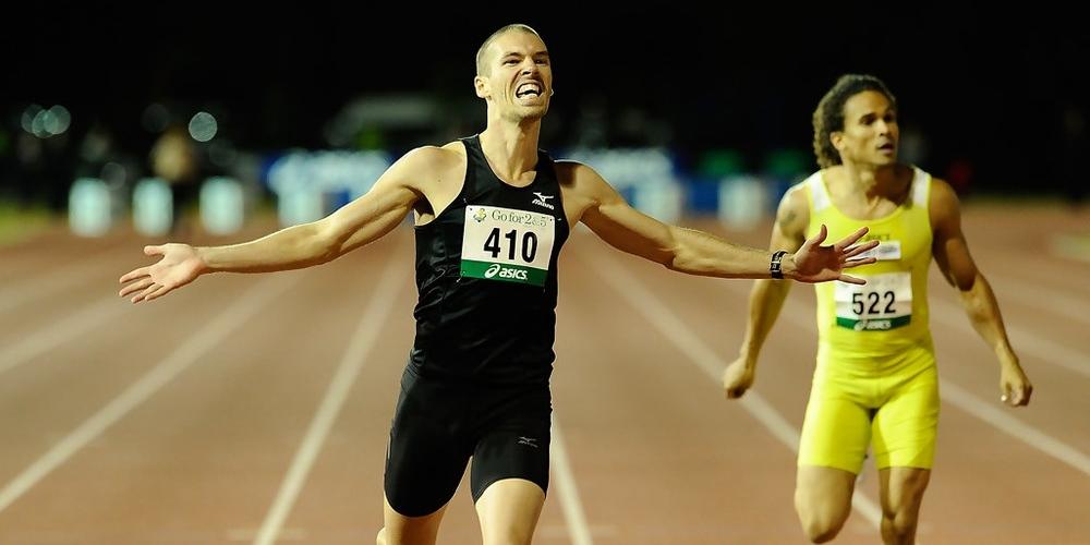 Ben Offereins, London Olympian