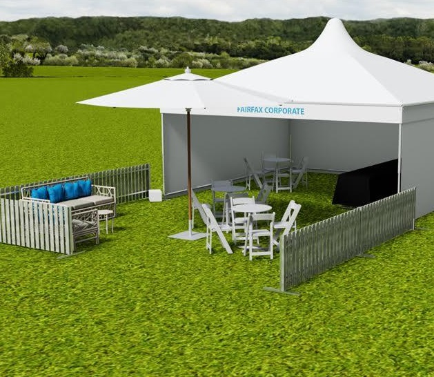 Marquee Package - Option 2 - $1840 (inc GST)