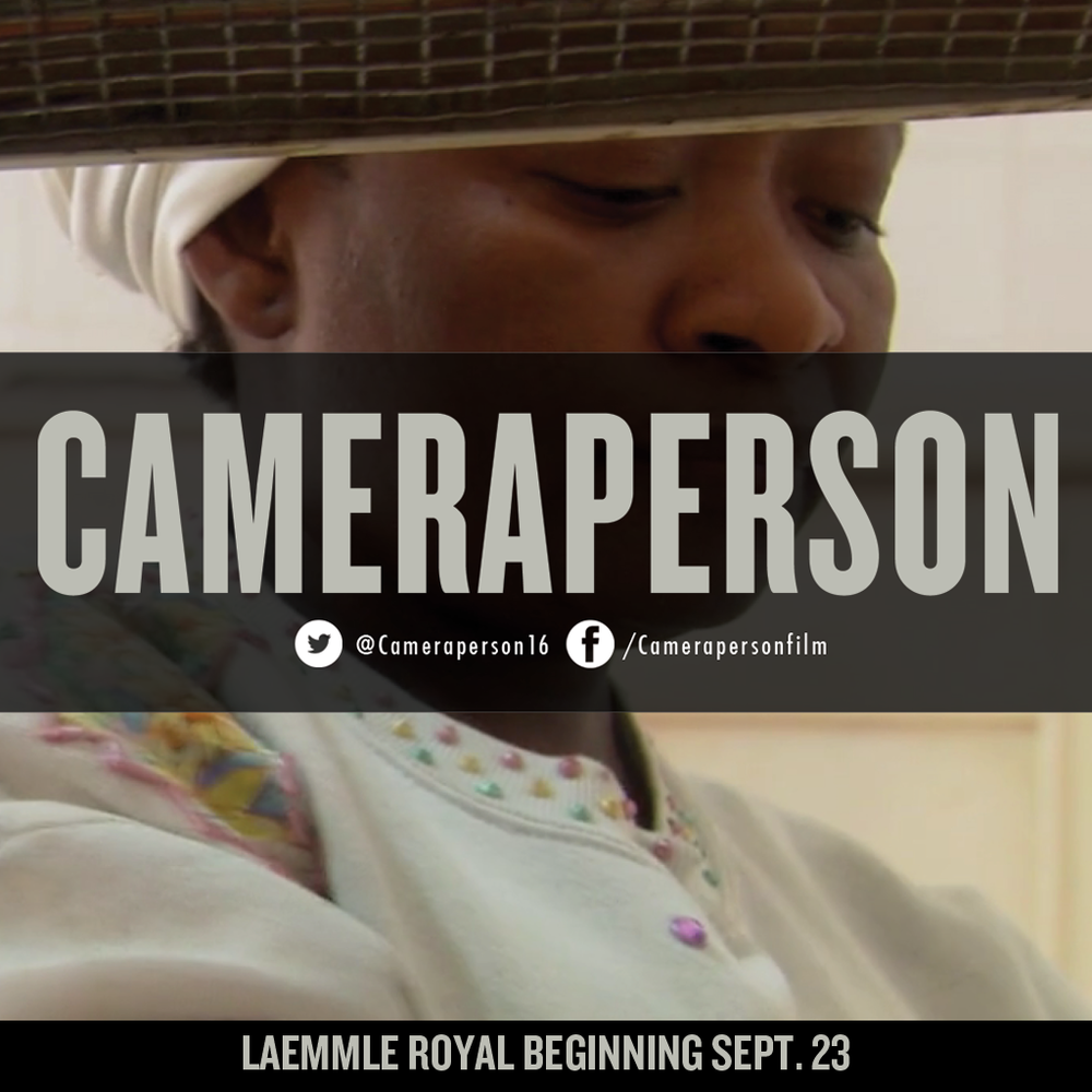In #Cameraperson, Kirsten Johnson reaches into the vast trove of footage she has shot over decades around the world. See why critics and audiences call it one of the best films of #2016. Opening at @LaemmleTheatres Sept. 23  #documentary #film #documentaries #photog #cinematography #sundance #filmfestival