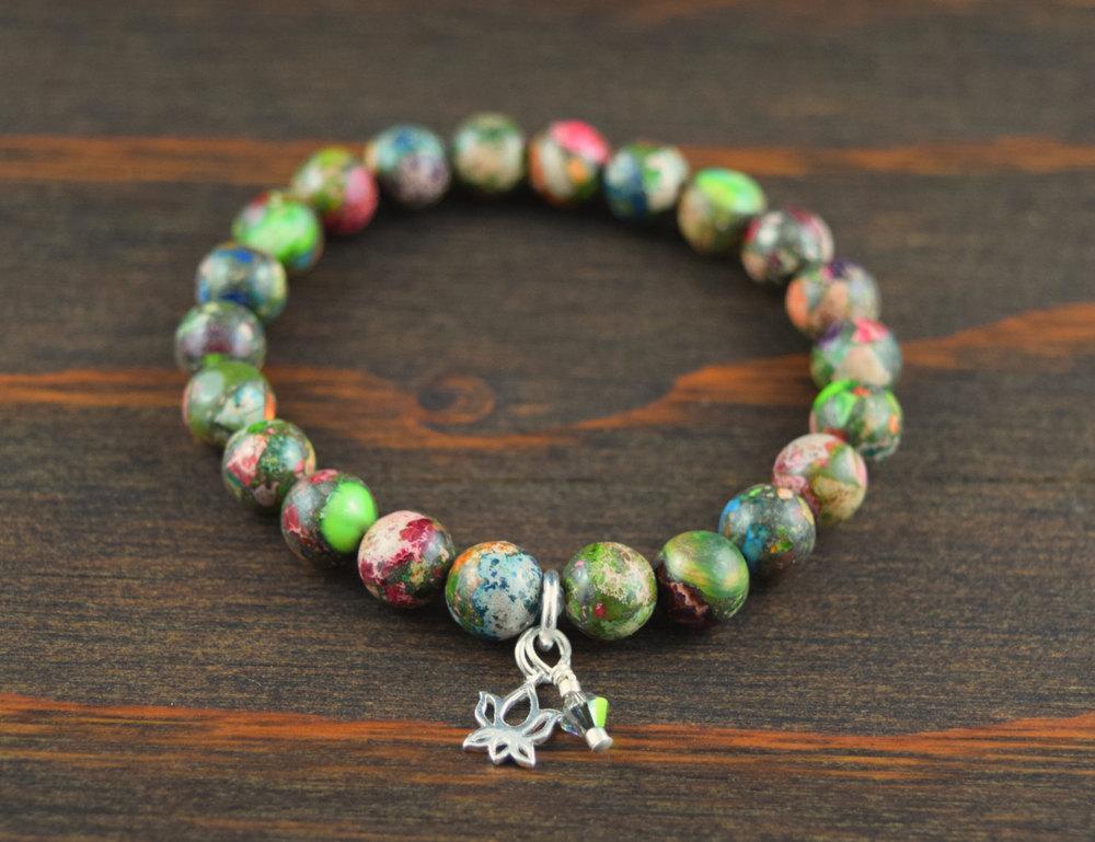 jasper bracelet