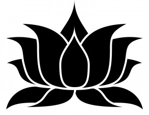 and heres a lotus stencil too