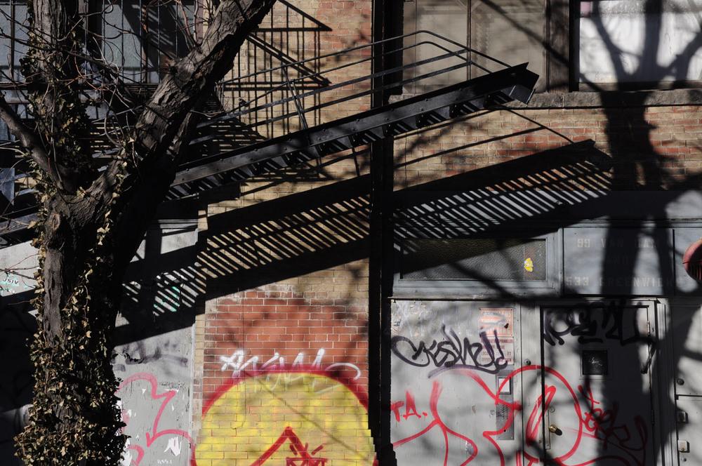 Vandam St, NYC  2014
