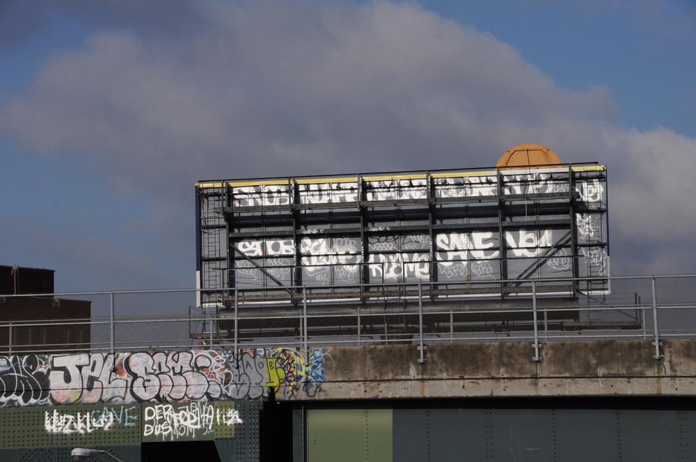 BQE, Queens, NY 2013