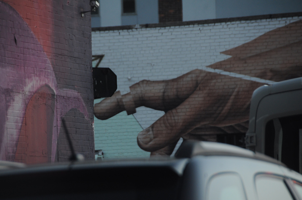 Wythe Ave, Brooklyn  2015