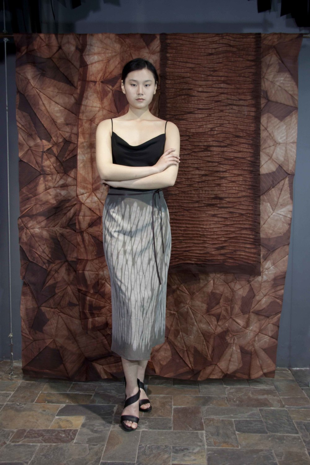 "Normal   0           false   false   false     EN-US   ZH-CN   X-NONE                                                                                   28-31Iron rust natural-dyed wrap-around skirt/ black silk top                                                                                                                                                                                                                                                                                                   /* Style Definitions */  table.MsoNormalTable 	{mso-style-name:""Table Normal""; 	mso-tstyle-rowband-size:0; 	mso-tstyle-colband-size:0; 	mso-style-noshow:yes; 	mso-style-priority:99; 	mso-style-qformat:yes; 	mso-style-parent:""""; 	mso-padding-alt:0in 5.4pt 0in 5.4pt; 	mso-para-margin-top:0in; 	mso-para-margin-right:0in; 	mso-para-margin-bottom:10.0pt; 	mso-para-margin-left:0in; 	line-height:115%; 	mso-pagination:widow-orphan; 	font-size:11.0pt; 	font-family:""Calibri"",""sans-serif""; 	mso-ascii-font-family:Calibri; 	mso-ascii-theme-font:minor-latin; 	mso-hansi-font-family:Calibri; 	mso-hansi-theme-font:minor-latin; 	mso-bidi-font-family:""Times New Roman""; 	mso-bidi-theme-font:minor-bidi;}                                                                                                                                                                                                                                                                                                        /* Style Definitions */  table.MsoNormalTable 	{mso-style-name:""Table Normal""; 	mso-tstyle-rowband-size:0; 	mso-tstyle-colband-size:0; 	mso-style-noshow:yes; 	mso-style-priority:99; 	mso-style-qformat:yes; 	mso-style-parent:""""; 	mso-padding-alt:0in 5.4pt 0in 5.4pt; 	mso-para-margin-top:0in; 	mso-para-margin-right:0in; 	mso-para-margin-bottom:10.0pt; 	mso-para-margin-left:0in; 	line-height:115%; 	mso-pagination:widow-orphan; 	font-size:11.0pt; 	font-family:""Calibri"",""sans-serif""; 	mso-ascii-font-family:Calibri; 	mso-ascii-theme-font:minor-latin; 	mso-hansi-font-family:Calibri; 	mso-hansi-theme-font:minor-latin; 	mso-bidi-font-family:""Times New Roman""; 	mso-bidi-theme-font:minor-bidi;}                                                                                                                                                                                                                                                                                                        /* Style Definitions */  table.MsoNormalTable 	{mso-style-name:""Table Normal""; 	mso-tstyle-rowband-size:0; 	mso-tstyle-colband-size:0; 	mso-style-noshow:yes; 	mso-style-priority:99; 	mso-style-qformat:yes; 	mso-style-parent:""""; 	mso-padding-alt:0in 5.4pt 0in 5.4pt; 	mso-para-margin-top:0in; 	mso-para-margin-right:0in; 	mso-para-margin-bottom:10.0pt; 	mso-para-margin-left:0in; 	line-height:115%; 	mso-pagination:widow-orphan; 	font-size:11.0pt; 	font-family:""Calibri"",""sans-serif""; 	mso-ascii-font-family:Calibri; 	mso-ascii-theme-font:minor-latin; 	mso-hansi-font-family:Calibri; 	mso-hansi-theme-font:minor-latin; 	mso-bidi-font-family:""Times New Roman""; 	mso-bidi-theme-font:minor-bidi;}"