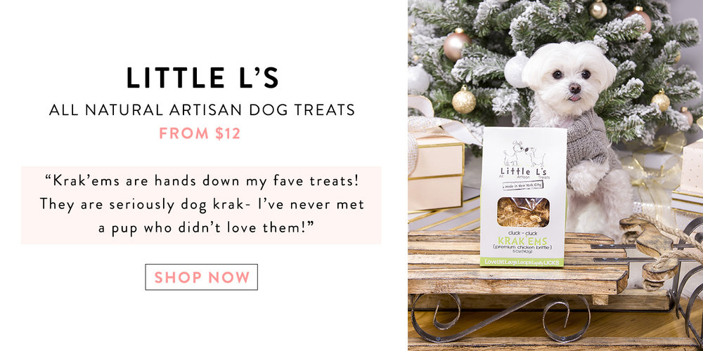 Mochiandthecity Holiday Gift Guide for Dogs - Little Ls Dog Treats copy.jpg