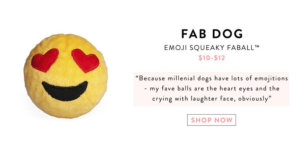 Mochiandthecity Holiday Gift Guide - Fab Dog Emoji Balls.jpg