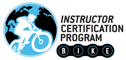 March Northwest hires instructors Certified by the             Bike Instructor Certification Program