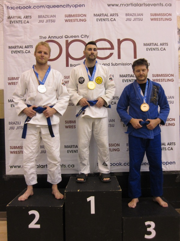 Mike taking home bronze