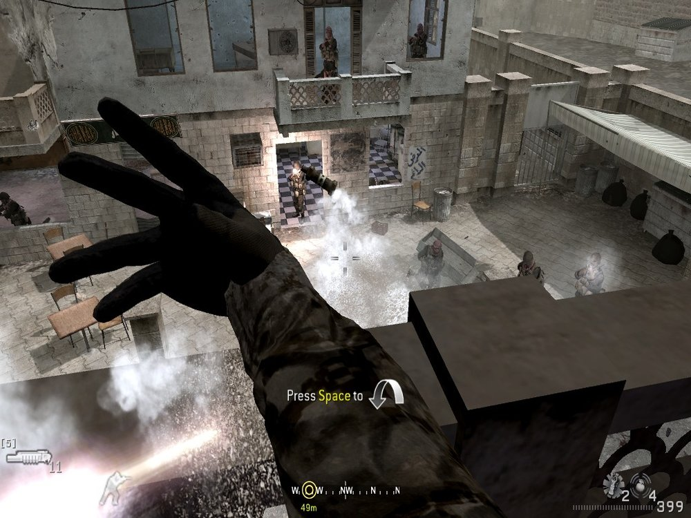 Tossing_flashbang_onto_patio_War_Pig_CoD4.jpg