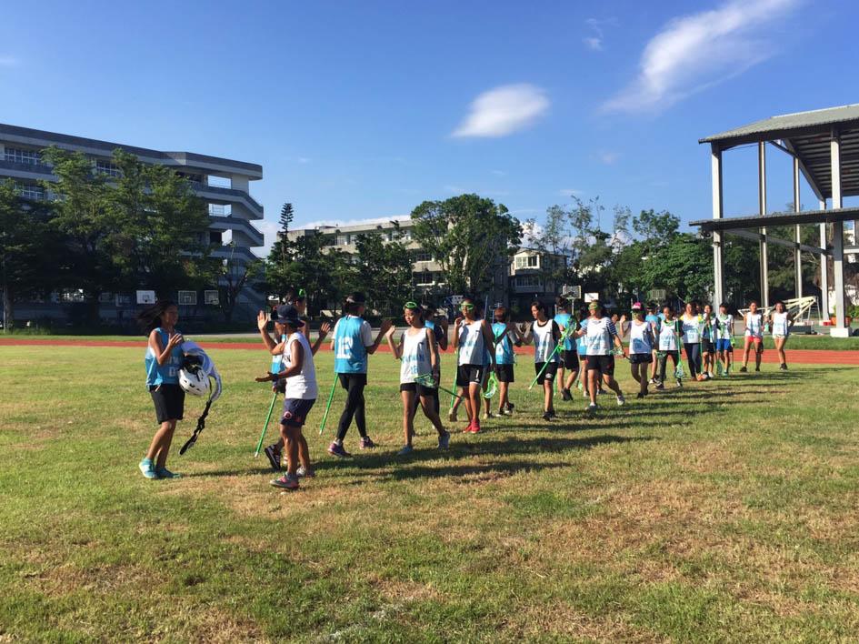 學員教練分組小比賽
